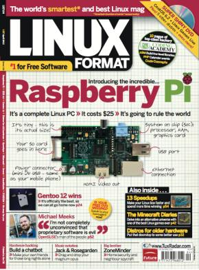 Raspberry Pi!